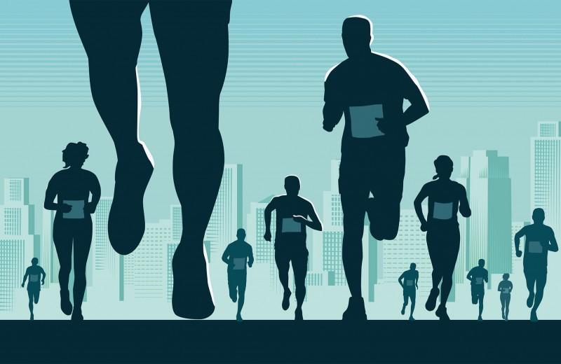Как пробежать марафон, если вы не любите бегать
