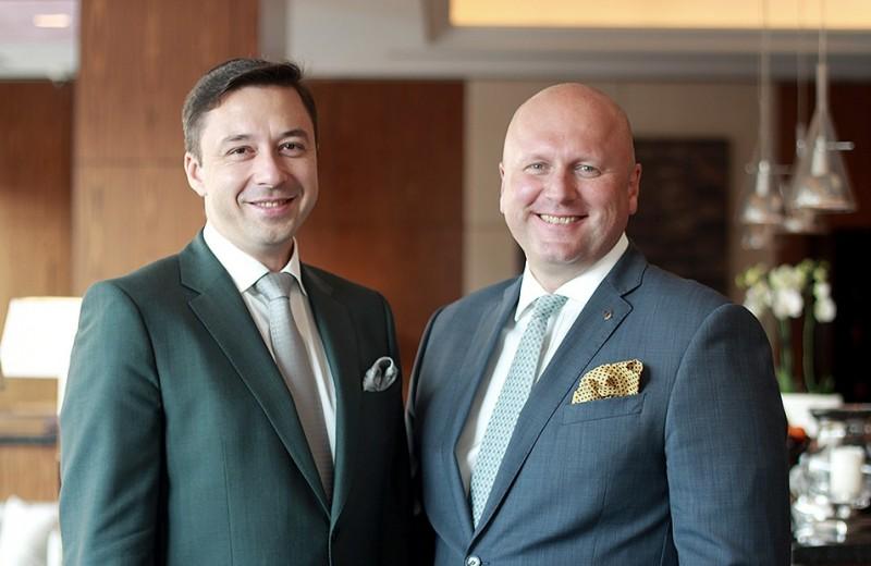 Руководители отеля InterContinental Moscow — о мотивации и гольфе