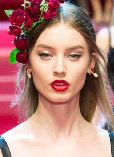 Самый модный макияж: 6 главных трендов наступающей осени