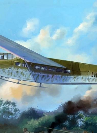 Одноразовая авиация: самые знаменитые боевые планеры