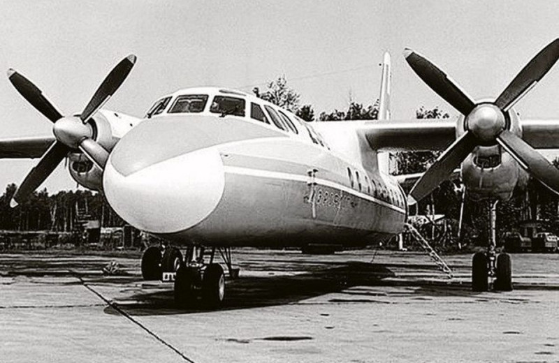 50 лет назад террористы захватили рейс Батуми-Сухуми