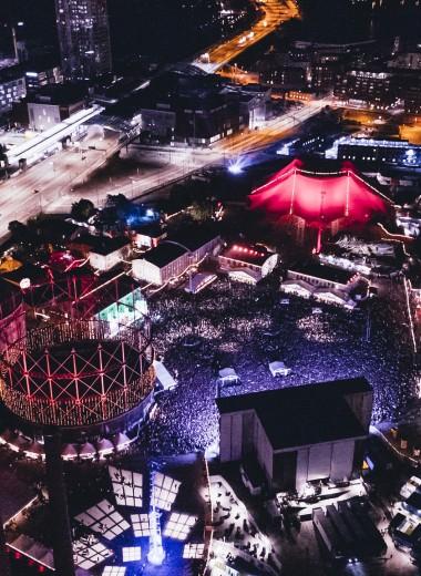 Лучшие концерты фестиваля Flow 2018