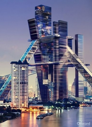Архитектура будущего: 7 колоссальных проектов, которые так и не были воплощены в жизнь