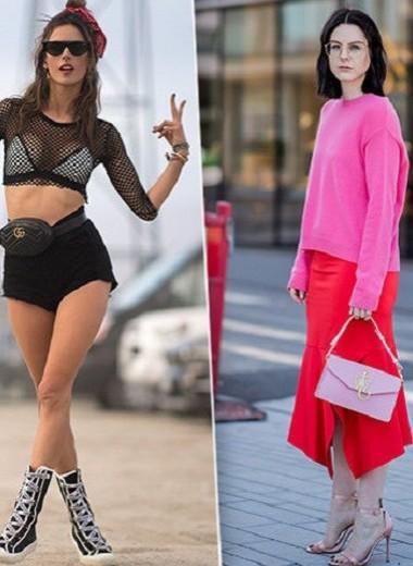 Модный гид по летним фестивалям: как одеться, чтобы выглядеть круто на концерте