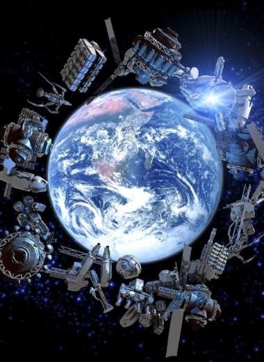 Как тысячи спутников разрушают озоновый слой Земли: ученые бьют тревогу