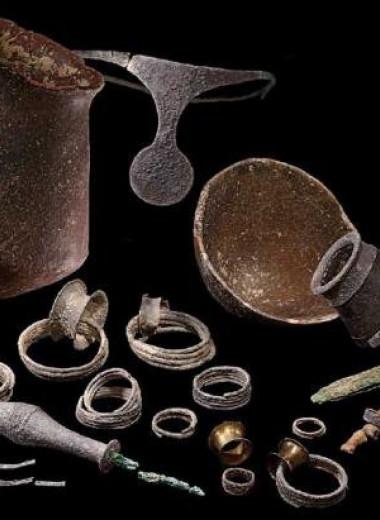 В Испании нашли свидетельства правления женщины в обществе бронзового века