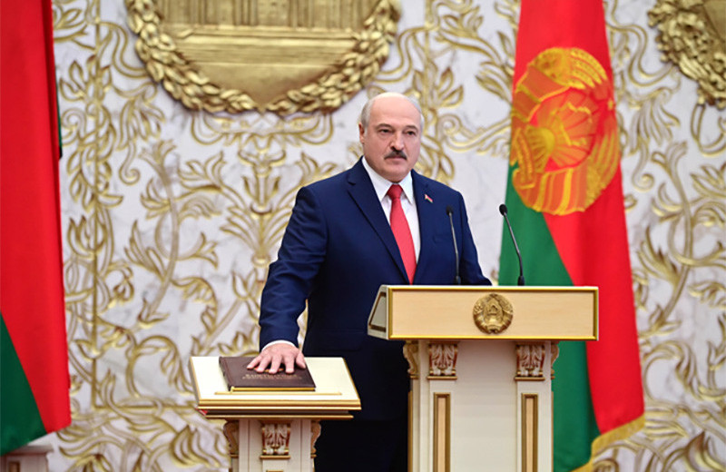 Почему Александр Лукашенко ошибся со сценарием инаугурации