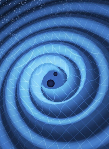 Что скрывается за тканью мироздания: первые следы гравитационного фона Вселенной