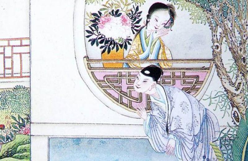 Удивительные сексуальные обычаи Древнего Китая