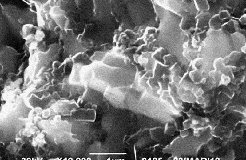 Российские ученые описали структуру супертвердого борида вольфрама