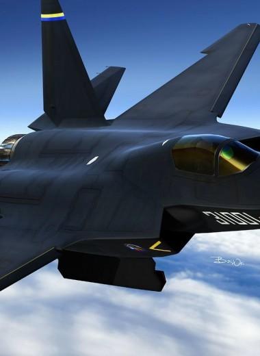 Второй китайский стелс-истребитель J-31 появится через год