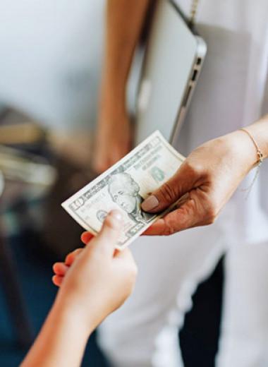 Как научить ребенка бережно относиться к деньгам