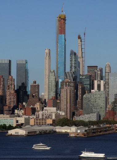 С видом на парк: как в Нью-Йорке 15 лет строили самый высокий небоскреб за $3 млрд