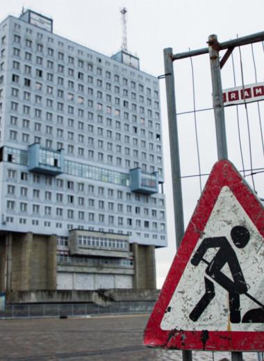Снос Дома Советов: как главный недострой Калининграда был проблемой властей 30 лет и стал символом развала СССР
