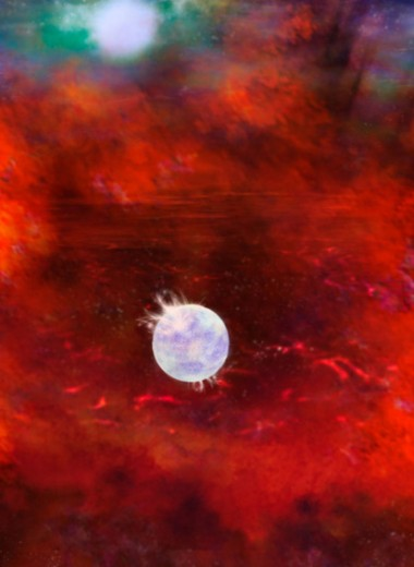 Миллениал в Магеллановом облаке: найдена самая молодая в истории нейтронная звезда