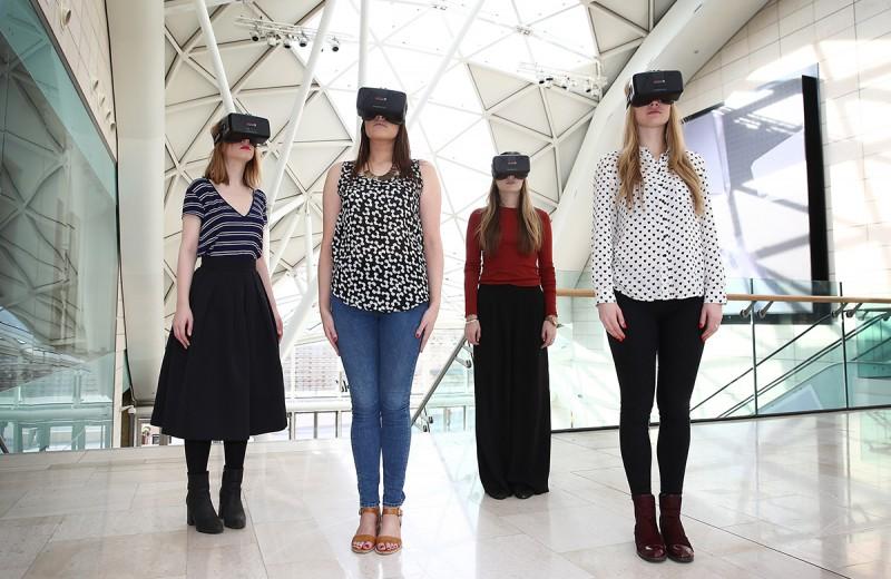 5 необычных применений виртуальной реальности: от свадьбы до встречи с покойными родственниками (видео прилагаются)