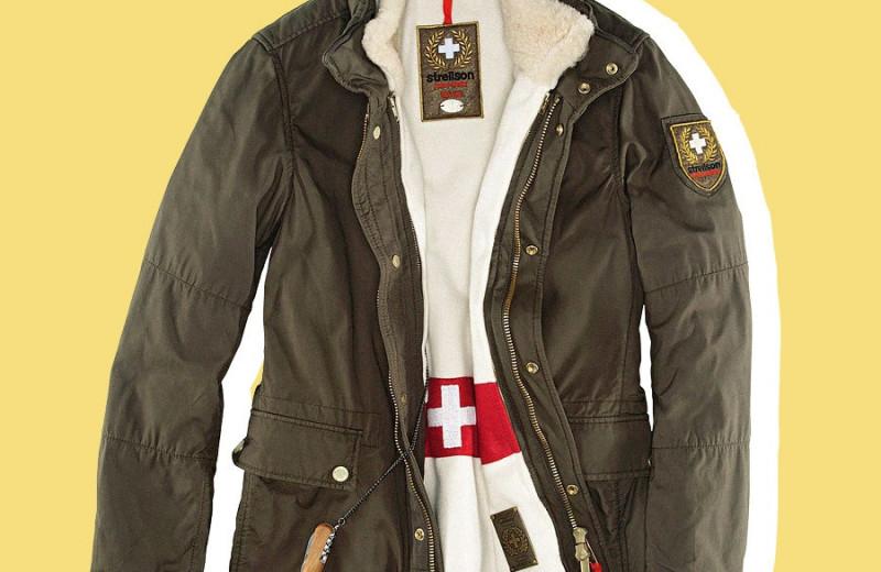 Как походные одеяла швейцарской армии стали куртками, которые идеально подходят для русской зимы