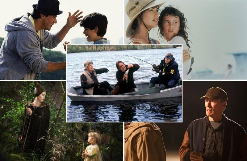 17 фильмов, в которых известные актеры снялись со своими детьми (или родителями)