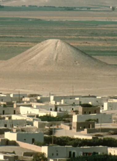 Загадочный холм в Сирии оказался древнейшим мемориалом войны