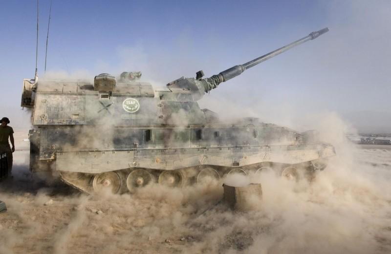 Оружие XX века: артиллерия