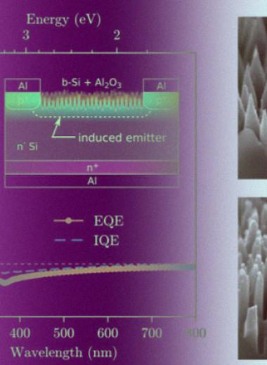 Эффективность фотодетектора ультрафиолета превысила 130 процентов