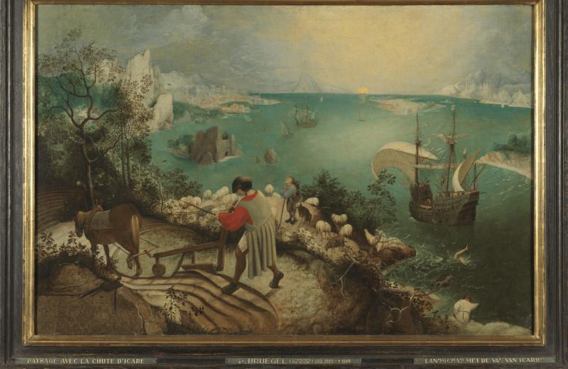 Шумовка имертвец вкустах: 15 деталей скартин фламандских художников