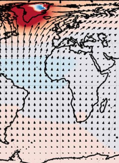 Геологи смоделировали деформацию земной коры в ответ на истончение ледников