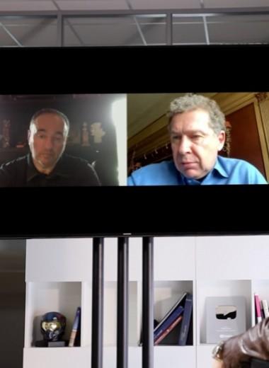 «Заморожены все проекты»: продюсер Роднянский и миллиардер Мамут о перевороте в кино из-за пандемии