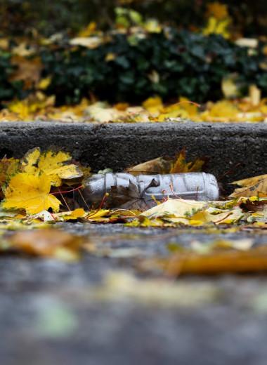 Велогонщика дисквалифицировали за то, что он выбросил на обочину бутылку