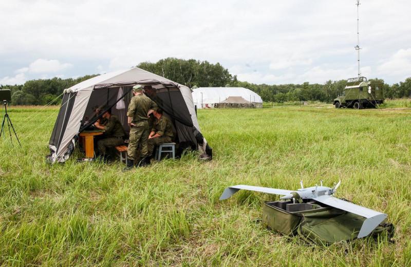 Как в России тренируют операторов военных беспилотников?