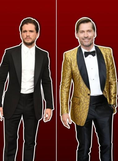 Самые стильные мужчины церемонии Эмми-2019