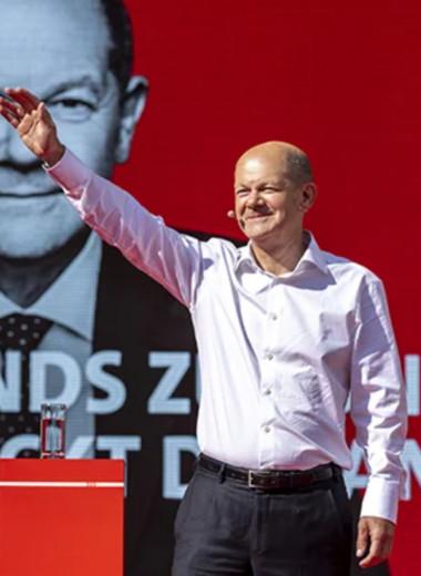 Почему Путина устроит любая партия во главе Германии