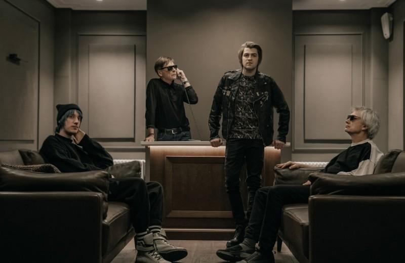 Новый альбом группы «Альянс»