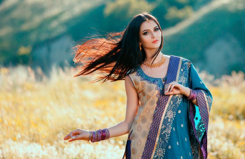 Рапунцель из Индии рассказала, как отрастить волосы на 15 см всего за 3 месяца