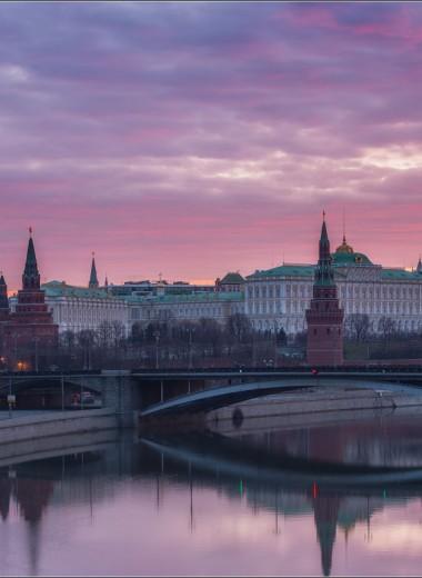 Апрель в Москве: «минус» возвращается