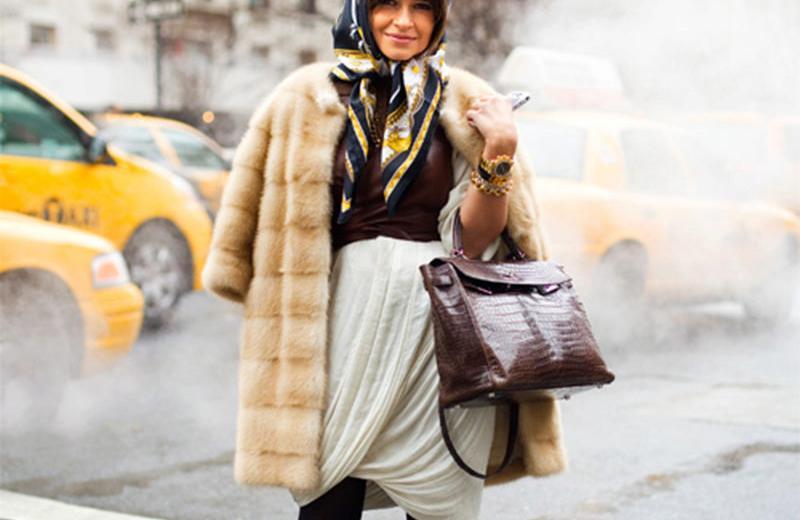 Русский стиль в изгнании: как одеваются наши девушки в разных странах