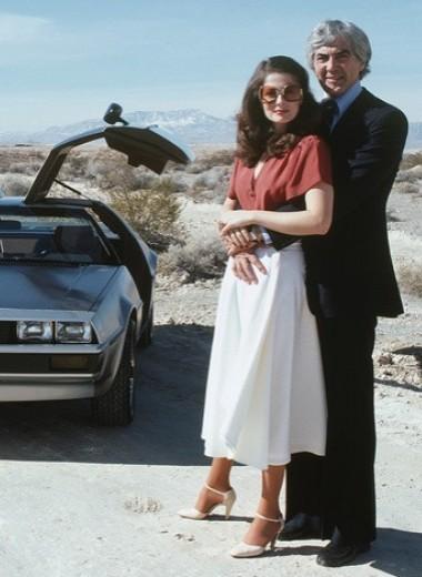 Стив Джобс 70-х: как Джон Делореан создал автомобиль из фильма «Назад в будущее» и потерял всё