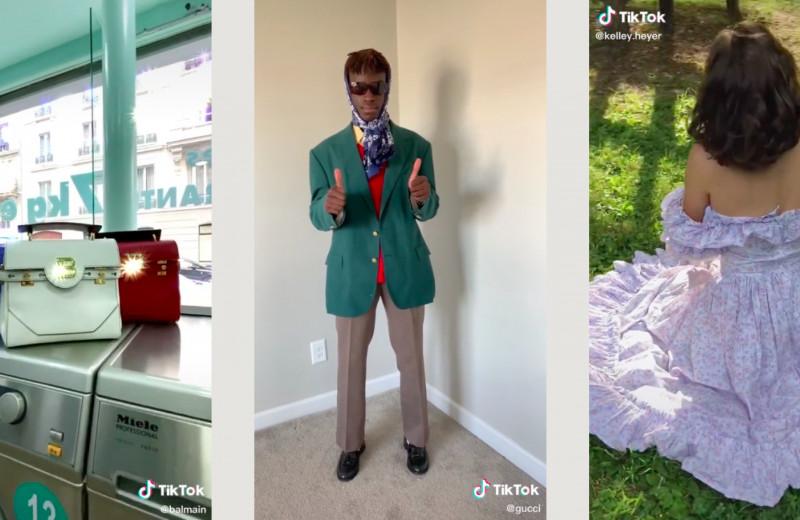 «На мне Fendi, смотри»: как TikTok меняет моду