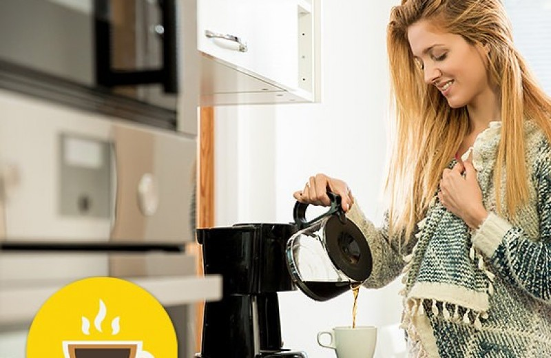 Секреты бодрого утра: как пользоваться кофеваркой в домашних условиях