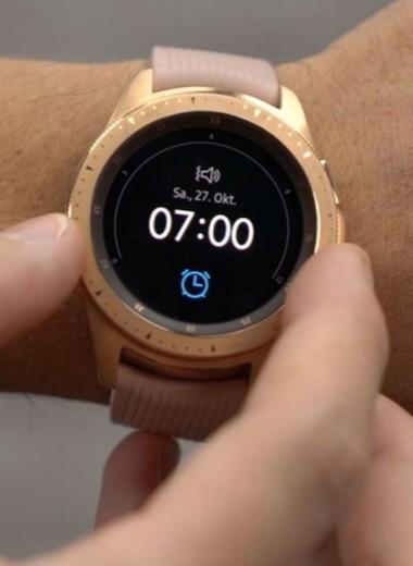 Тест Samsung Galaxy Watch: умные часы с хорошей автономностью