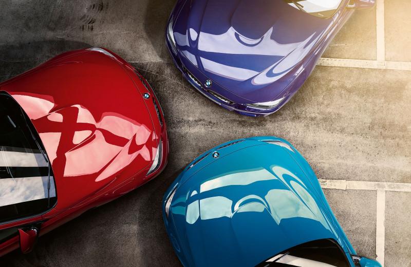 6 автомобилей из лимитированных коллекций