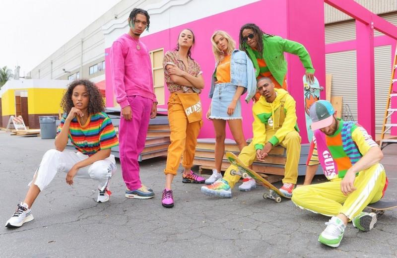 «Многое из того, что мы делаем, — это сторителлинг»: Николай Марсиано, Guess Jeans USA, — о коллаборациях, винтаже и любви к рэпу
