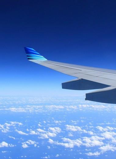 Страх аэрофоба: что чинят в самолетах скотчем