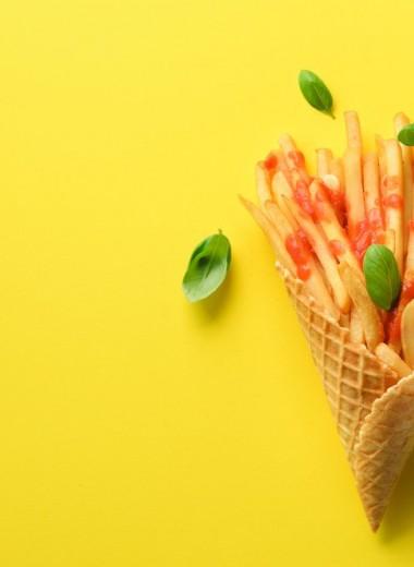 Как поесть фастфуд и остаться в рамках ЗОЖ