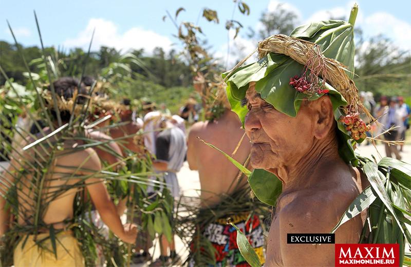 Как Окинава стала островом с самым высоким в мире процентом долгожителей