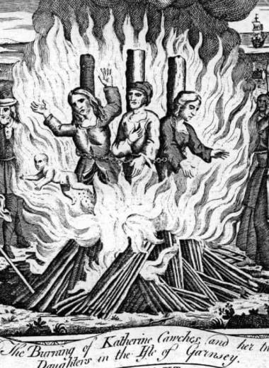 Власти города в Бельгии извинятся за последнее сожжение «ведьмы» — в 16 веке её обвиняли в сексе с дьяволом