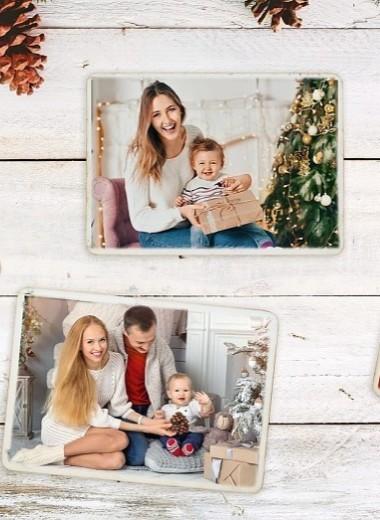 Новогодние съемки с детьми: как сделать красивое фото с малышами разного возраста