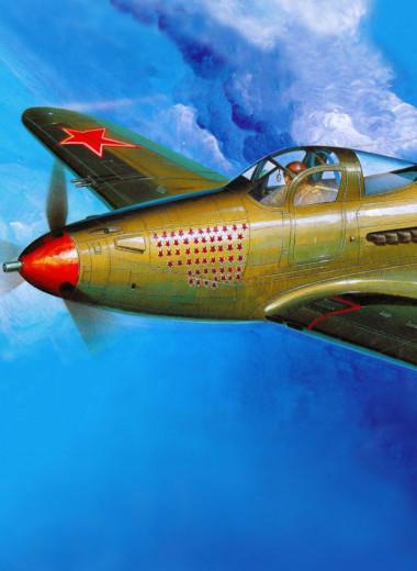 «Аэрокобра» Покрышкина: американская хищница для советских асов