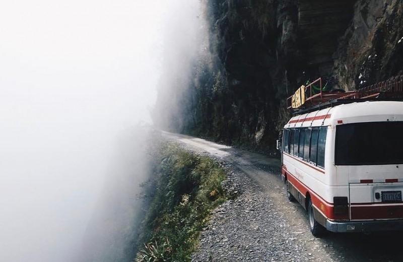 Хайвей ту хэлл: 17 самых опасных дорог мира, которые ведут к смерти