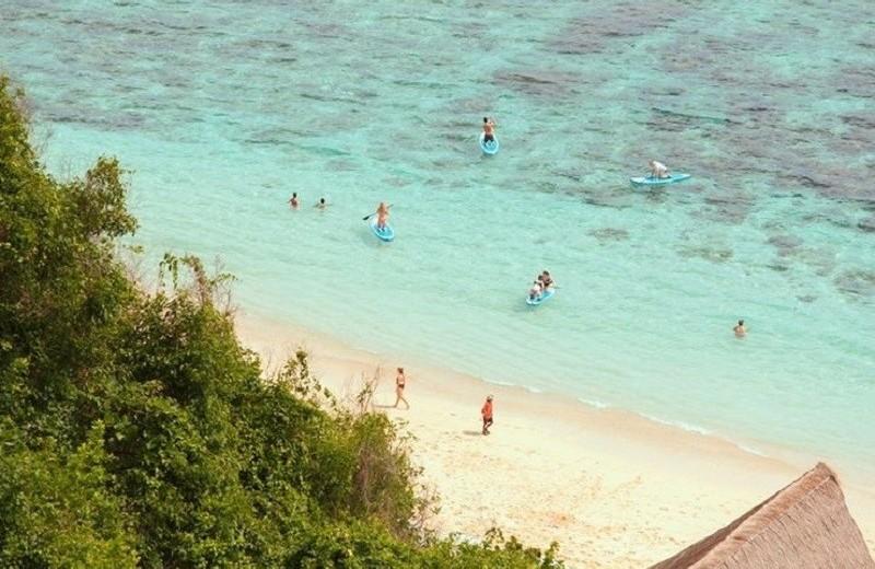 Райский уголок на Бали для отдыха с друзьями и медового месяца